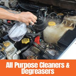All-Purpose Cleaners & Degreasers