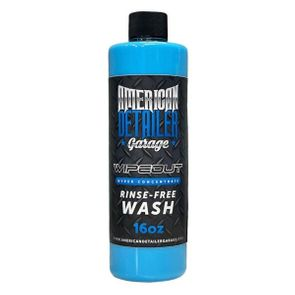 American Detailers Garage Wipeout Hybrid Wash Rinseless Concentrate - 16 oz.