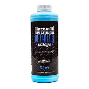 American Detailers Garage Wipeout Hybrid Wash Rinseless Concentrate