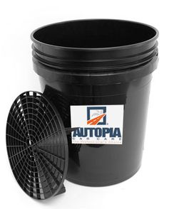 Autopia 5 Gallon Professional Wash Bucket with Grit Guard