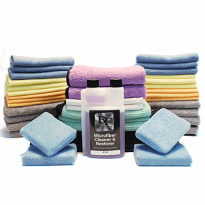 Autopia Best Microfiber Towel Kit