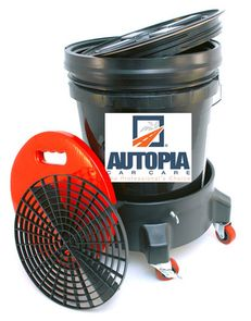 Autopia Complete Car Wash System with Dolly
