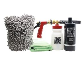 BLACKFIRE Foam Gun Wash & Dry Starter Kit