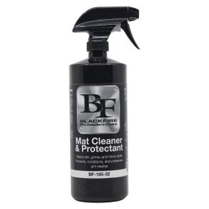 BLACKFIRE Mat Cleaner & Protectant - 32 oz.