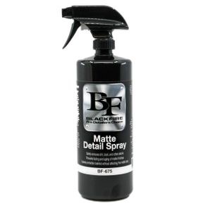 BLACKFIRE Matte Detail Spray - 32 oz.