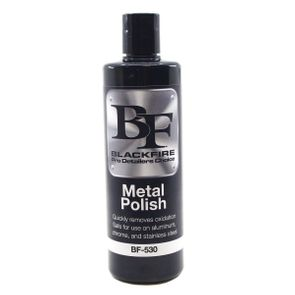 BLACKFIRE Metal Polish - 16 oz.