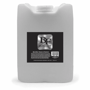 BLACKFIRE Microfiber Cleaner & Restorer - 5 Gallon