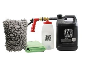 BLACKFIRE PRO Foam Gun Wash & Refill Kit