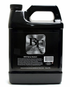 BLACKFIRE SiO2 Spray Sealant - 128 Oz.