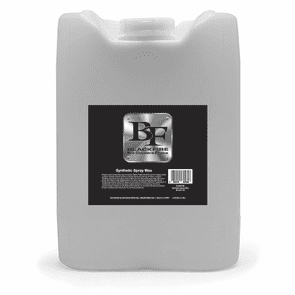 BLACKFIRE Synthetic Spray Wax - 5 Gallon