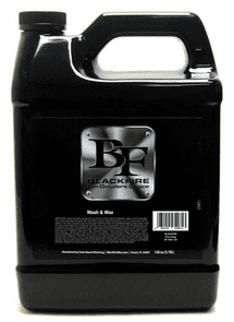 BLACKFIRE Wash & Wax - 128 oz.