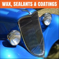 Car Wax, Sealants & Coatings