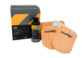 CarPro CQuartz Lite - 150mL Kit