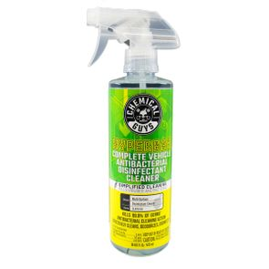 Chemical Guys HyperBan Complete Vehicle AB Disinfectant Cleaner - 16 oz.