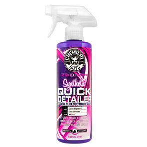 """Chemical Guys Synthetic Quick Detailer <font color=""""ff0000""""> New & Improved Formula! </font>"""