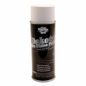 Dakota Tire Shine Foam