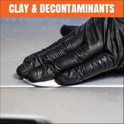 Detailing Clay Bars & Decontaminants