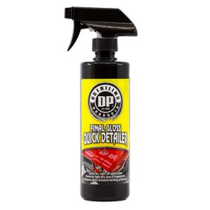 DP Detailing Products Final Gloss Quick Detailer