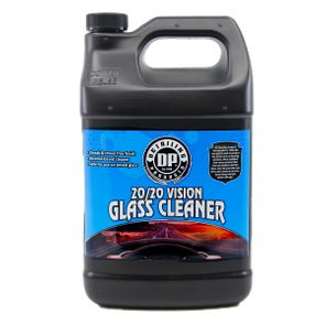 DP Detailing Products 20/20 Vision Glass Cleaner - 128 oz