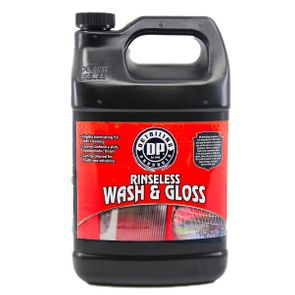 DP Detailing Products Rinseless Wash & Gloss - 128 oz.