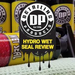 Mist, Rinse, Enjoy - DP Hydro Wet Seal Review
