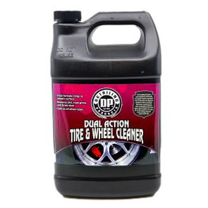 DP Detailing Products Dual Action Tire & Wheel Cleaner - 128 oz.