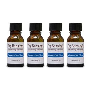 Dr. Beasley's AdvanceCoat: Glass 4 Pack