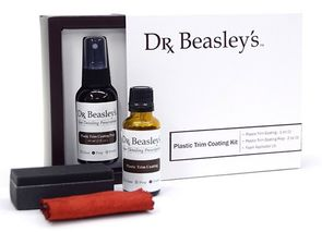 Dr. Beasley's Plastic Trim Coating Kit