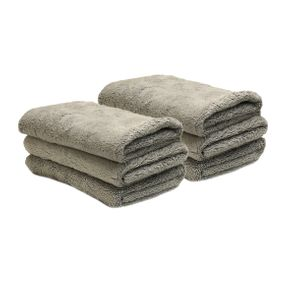 Edgeless Microfiber Quick Detail Towel, 6 Pack
