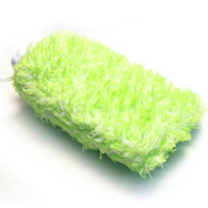 """<font color=""""red"""">Free Gift on Orders over $100</font> Green Monster Microfiber Wash Mitt w/ Cuff"""
