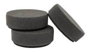 Griot's Garage 3 inch Mini Black Finishing Pads - 3 Pack
