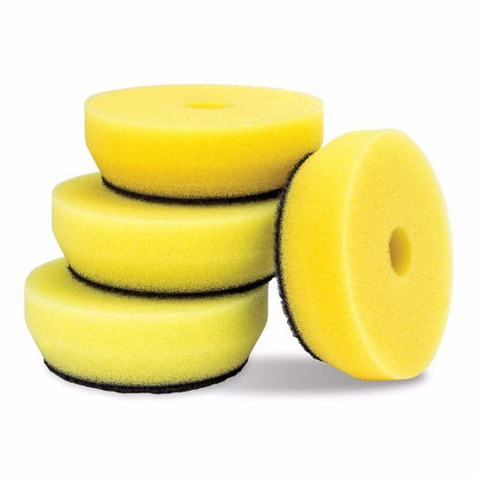 Griots Garage BOSS 2 inch Yellow Perfecting Pad
