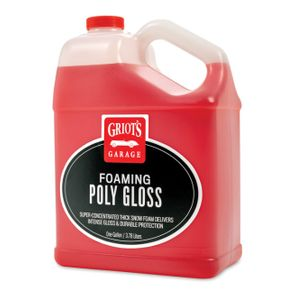 Griot's Garage Foaming Poly Gloss - 128 oz.