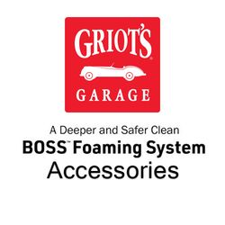 Griot's Garage Foaming System Accessories