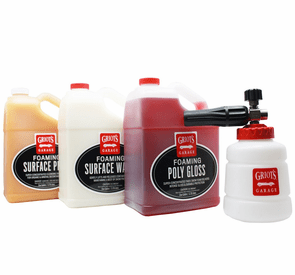 Griot's Professional BOSS Foaming Kit
