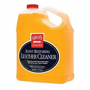 Griot's Scent Restoring Leather Cleaner - 128 oz.