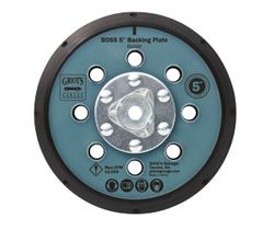 """Griots Garage BOSS 5"""" Backing Plate"""" title=""""Griots Garage BOSS 5"""" Backing Plate"""