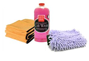 Griots Garage Brilliant Car Wash Ultimate Kit