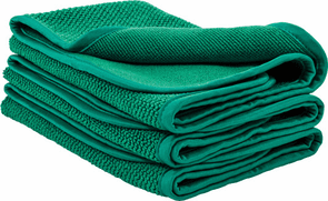 Griots Garage Dual-Weave Interior Towels - 3 Pack