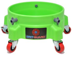 Grit Guard 5-Wheel Dolly – Green