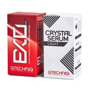 GTechniq EXO v4 and CSL Kit - 50 ml Kit