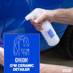 Meet GYEON Ceramic Detailer - Review and Application Guide
