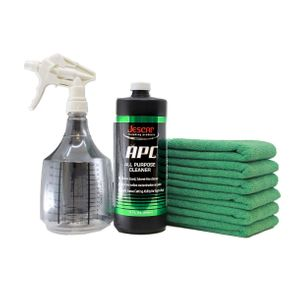 Jescar All Purpose Cleaner Bundle