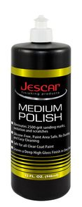 Jescar Medium Polish - 32 oz.