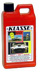 Klasse All-In-One Paint Cleaner & Polish, 10 oz.