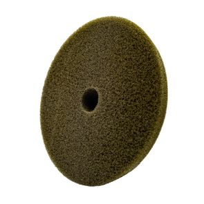Lake Country Olive Medium Cutting Pad - 6 Inch