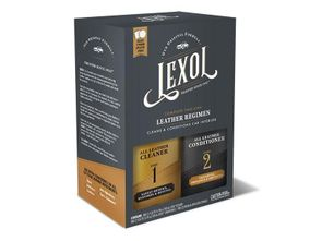 Lexol Leather Care Kit 8 oz.