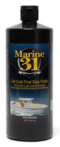 Marine 31 Gel Coat Final Step Polish 32 oz.