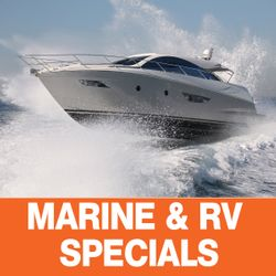 "Marine & RV Specials <font color""ff0000""> On Sale Now! </font>"" title=""Marine & RV Specials <font color""ff0000""> On Sale Now! </font>"