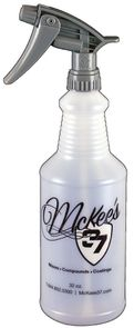McKee's 37 32oz Professional Chemical Resistant Spray Bottle